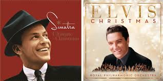 elvis presley frank sinatra xmas releases coming best classic bands
