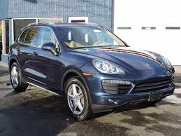 Porsche Cayenne All Wheel Drive - used 2012 porsche cayenne sport at auto house usa saugus