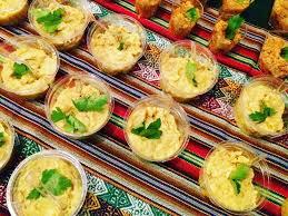 cuisine typique 10 plats typiques péruviens à goûter