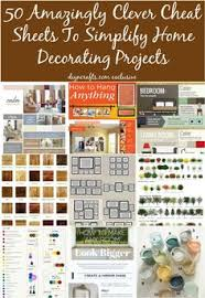 the property brothers u0027 design cheat sheet that you need cheat