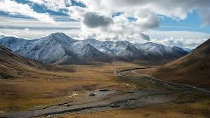 Alaska geographic facts rv alaska