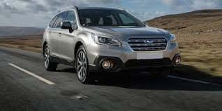 red subaru outback 2016 subaru outback review carwow
