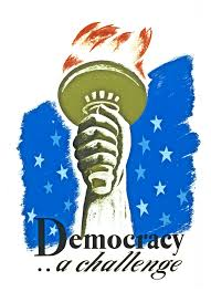 what was democracy the nation