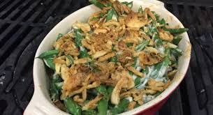 tips to a great grilled green bean casserole weber