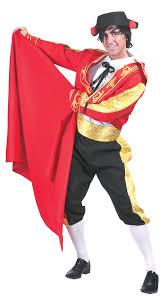 Robin Halloween Costume Men Deluxe Matador Man Costume Walmart