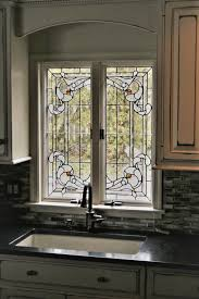 stained glass windows for kitchen cabinets tips for styling a room with stained glass windows