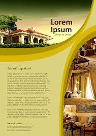 contoh desain brosur hotel download gratis desain brosur simplestudioonline com