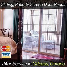 Patio Doors Ontario Sliding Patio Door Repair Orleans Orleans Screen Glass Doors