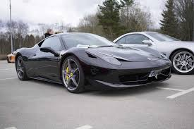 Ferrari 458 V8 - 4 images of ferrari 458 italia 4 5 v8 dct 570hp 2011 by