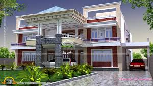 Two Floor House Plans In Kerala by Indian House Design Double Floor House Designs Indian Front Elevation