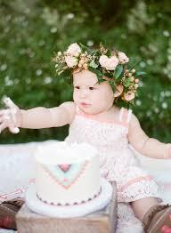 baby girl birthday ideas baby girl birthday floral shoot by kids
