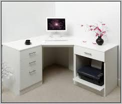 Kids Corner Desk White Magnificent White Corner Desk With Hutch Kids White Desk With