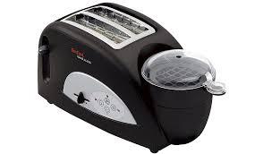 Asda Kettle And Toaster Sets Tefal Tt550015 Toast N Egg 2 Slice Toaster Black Home U0026 Garden