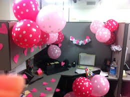 office design image of cubicle birthday decorating ideas office