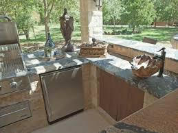 outdoor kitchen sinks ideas kitchen sinks pictures tips expert ideas hgtv in kitchen