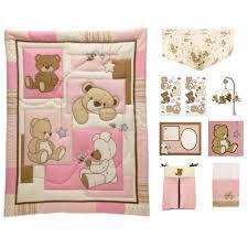 Nursery In A Bag Crib Bedding Set Choice