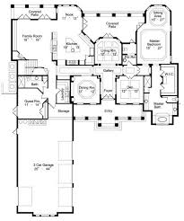 House Plans 4500 5000 Square Craftsman House Plan With 5000 Square Feet And 4 Bedrooms From