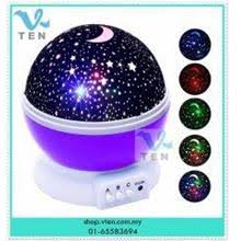 Rotating Night Light Projector Star Projector Night Light Price Harga In Malaysia