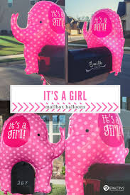 91 best pink elephant baby shower theme images on pinterest