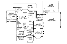 Country House Floor Plans Country House Plans Eganville 30 428 Associated Designs