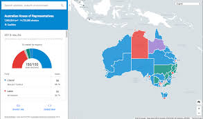 2016 Electoral Map Pre by Google Geo Developers Blog Behind The Australian Elections Map