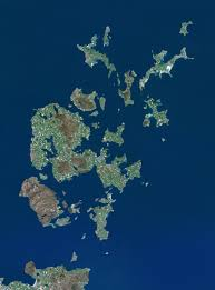 Planet Map Orkney Map Or Map Of Orkney