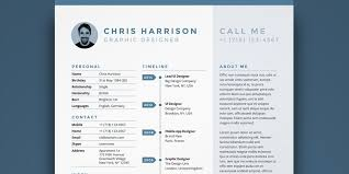free resume template ultimate collection of free resume templates css author