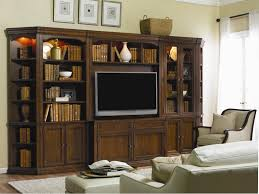 Modular Bookcase Systems Hooker Furniture Cherry Creek Traditional Modular Wall System With
