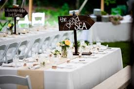 Wedding In Backyard by Classic Cape Cod Backyard Wedding Every Last Detail