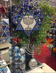 hanukkah bush for sale ornate happy hanukkah at pier 1 imports fixtures up