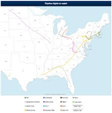 Keystone Xl Pipeline Map 14 Pipeline Projects In 24 States Which Will Be The Next