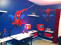 Mickey Mouse Room Decorations Spiderman Kids Room Large Size Of Kids Bedroom Amazing Kids Room