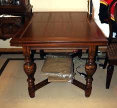antique dining room tables superior table pad company antique dining table pads kitchen sink