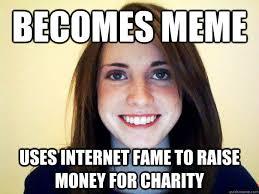 Overly Obsessed Girlfriend Meme - good girl laina memes quickmeme
