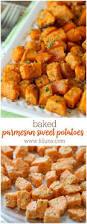 sweet potato thanksgiving recipe baked parmesan sweet potatoes