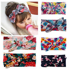 baby hairbands baby headbands turban knotted girl s hairbands for