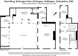 Waddesdon Manor Floor Plan 2 East Wing Kirtlington Park Ox5 Ref 30271 Bicester