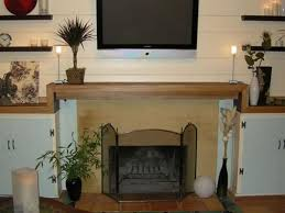 hccan fireplace mantel after rend hgtvcom surripui net