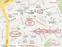 Updown Court Floor Plan by Homestay Causeway Bay Wan Chai 3 Min Mtr Metro Apartments For