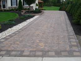 paved driveway designs asola driveway landscaping ideas uk learn