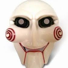 Saw Mask Film Saw Mask Suitable For Halloween And Fancy Dress Party Made