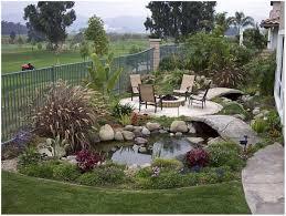 backyards wondrous small ponds in backyard backyard pictures