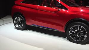mitsubishi eclipse cross will be crossing over to the us sometime