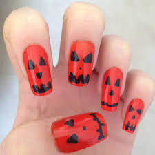 imagenes de uñas decoradas de jalowin uñas decoradas halloween faciles catrinas 13 catrinas10