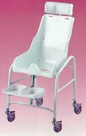 Commode Chair Over Toilet R82 Swan Attendant Propelled Toilet Bathing Chair Independent