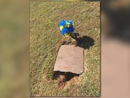 grave marker 5 year s grave marker repossessed by monument company 9news