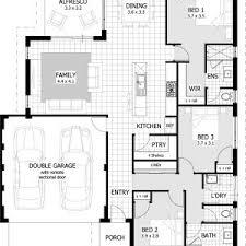 split floor plan house plans brilliant bedroom bath split floor plan house plans surripui net