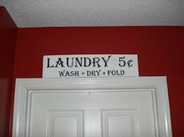 Laundry Room Decor Signs by Becky Ann Designs Laundry Sign