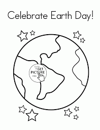 environment earth coloring pages for kids printable environment