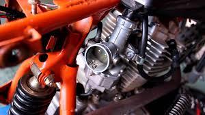 roketa 200cc carb trouble youtube